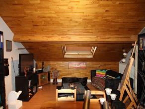 VERVIERS, appartement composé de : un hall, un séjour, une cuisine équipée, une chambre à coucher, débarras,