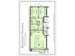 Vlakbij de vernieuwde jachthaven van Zeebrugge huisvest dit schitterend nieuwbouwappartement. Dit fantastisch woonappartement maakt deel uit van de kl