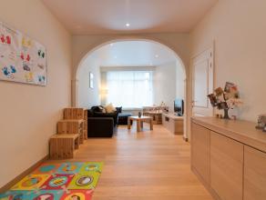 Deze prachtig totaalgerenoveerde woning heeft een bewoonbare oppervlakte ca. 140 m² en is gelegen in een rustige wijk te Deurne. Indeling glv : i