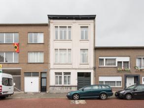 Vergunde opbrengsteigendom in residentiële en rustige wijk in Wilrijk, bestaande uit 7 wooneenheden (2 éénslaapkamer appartementen