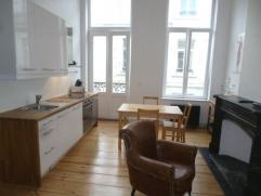 Quartier Ambiorix - Bel appartement meublé en parfait état de +-60m² Quartier Ambiorix - Bel appartement meublé en parfait &