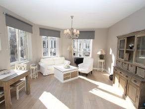 Gemeubeld appartement met 1 slaapkamer op wandelafstand van de hogeschool!<br /> <br /> Dit knus ingericht appartement op de eerste verdieping werd kw