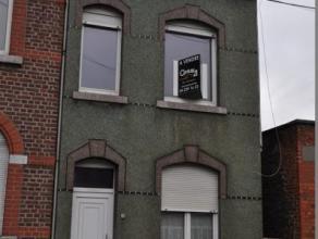 GRACE HOLLOGNE: Jolie maison de ville située dans le centre de Grâce-Hollogne, bénéficiant de 2  chambres, d'une terrasse e