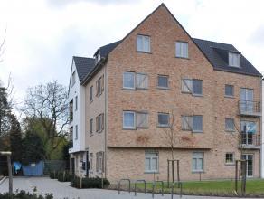 Mooi gelijkvloers appartement met 2 slaapkamers gelegen in een nieuwe verkaveling nabij de Stadsvest van Lier en op wandelafstand van het centrum. Ond