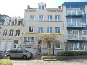 Ruim en gezellig appartement in het centrum van Tienen, Grote Bergstraat 5 bus 2. Dit appartement bevindt zich op de eerste verdieping, omvat een inko