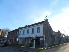 BELEGGINGSVASTGOED zijnde ofwel een renovatieproject of een nieuwbouwproject, is gelegen te Landen op de hoek van het Gendarmerieplein en Op de Muur.