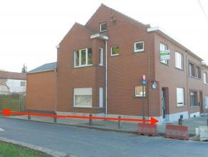 Mooie halfopen bebouwing met garage en tuin, gelegen langs de Kruisboomstraat 20 te Landen/Overwinden. Perceeloppervlakte van 04a 72ca, KI 718 euro (k