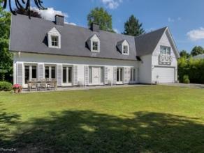 Uitstekend gelegen stijlvolle en instapklare villa op een perceel van 2.187m².Deze prachtige villa geniet op de benedenverdieping een royale inko