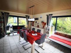 (Vaux-et-Borset)Aplus Immobilier, votre agence à 1% de commission vous propose cette agréable villa 4 façades de 3 chambres sise
