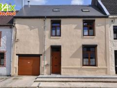 Bonne maison d'habitation sise au calme  sur 11 ares de terrain.L'habitation se présente en très bon état. Celle-ci a en effet b&