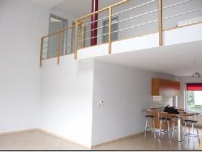 Un peu en retrait du centre, très belle vue sur campagne, magnifique appartement duplex de 138 m² habitables comprenant hall d'entr&eacute