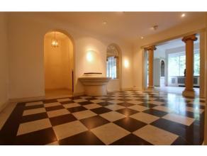PRINS ALBERTPARK: Op residentiële ligging, LUXE APPT. 4 SLPK / 3 BDK, TERRAS + P Royaal appartement van liefst 310m² met mooi groen zicht en