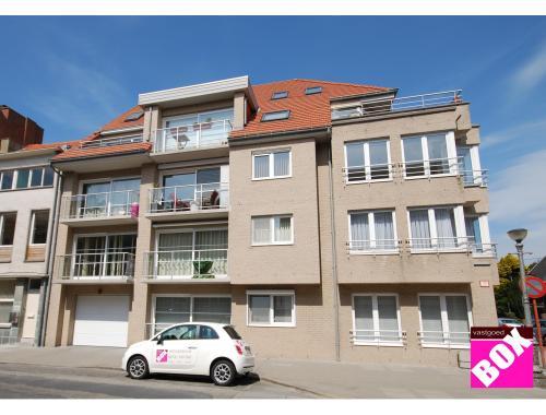 Appartement te huur in oostende 550 dkqkj vastgoedbox - Appartement muur ...