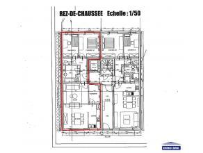 --------OPTION---------Proche du centre de Tubize, une toute nouvelle construction dans une résidence de standing composée de 8 appartem