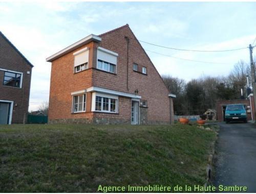 Maison louer binche 700 fax5f agence immobili re for Agence immobiliere maison a louer