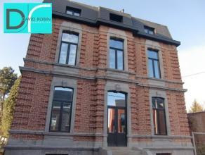 Chaussée de Charleroi, 153/Rez -Surface commerciale idéalement située en plein coeur de Fleurus, sur la Chaussée principal
