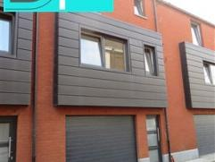MONT-SUR-MARCHIENNE : Nouvelle construction de style bel-étage, 2 façades, proche de toutes commodités (bus, commerces,..) elle s