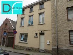 FLEURUS - Rue Joseph Lefebvre 77 : Charmante maison situé au coeur de la ville, offrant de belles possibilités d'aménagement,; el