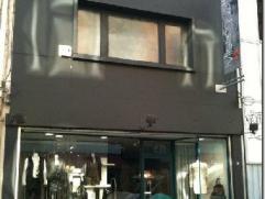 VERVIERS : Rue Jardon 4: Rez-de-chaussée commercial meublé. Bonne situation au pied de la Rue Jardon à quelques mètres de