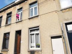 REF 361- BAINE-LE-COMTE -7090 -Bonne maison unifamilliale - proche du centre ville- Hall, Salon/Chambre au rez, Séjour, Cuisine, Salle de Bains