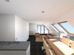 In centrum Lovendegem zal IDEAAL WONEN terug een nieuwbouw appartementsblok creëren nl. Residentie Jamo.  NOG SLECHTS HET DAKAPPARTEMENT (Ca. 1