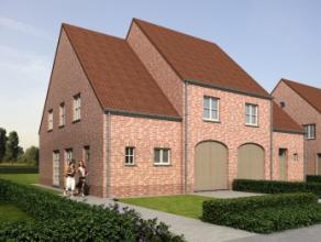 Profiteer nu nog van de volledige woonbonus! Bespaar tot €26.000! Het nieuwbouwproject bestaat uit 6 prachtige landelijke en ruime woningen die zullen