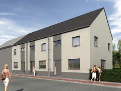 Het kleinschalig nieuwbouwproject bestaat uit 3 geschakelde woningen (REEDS 1 VERKOCHT). De architectuur van deze gesloten bebouwing is hedendaags en