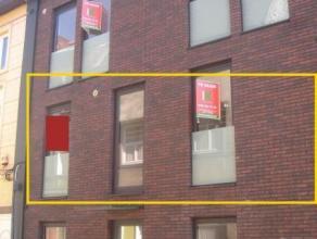Mooi  nieuwbouwappartement met groot terras en 2 slaapkamers vlakbij het centrum van Tienen. Gelegen in een kleinschalige wooneenheid met 5 appartemen