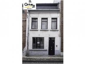 Réf. 540. Immeuble de rapport en centre ville composé de deux appartements avec une chambre chacun et tous les deux loués respect