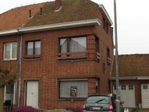 Instapklare HOB met garage, 3 slaapkamers en tuin in het centrum van Beveren. Iets voor snelle beslissers!