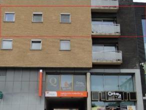 Deze instapklare serviceflat in de Residentie Molenberg heeft de perfecte ligging in het centrum van Beveren. Indeling: woonkamer met open keuken, bad