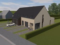 Situé à Deux-acren chemin de Remincourt : Homebird construit 3 maisons comfotable et moderne. 2 trois façade et 2 deux-fa&ccedil