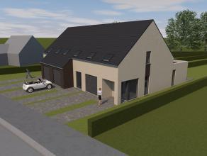 Situé à Deux-Acren chemin de Remincourt : Homebird construit 3 maisons comfotable et moderne. 2 trois façades et 2 deux-fa&ccedi
