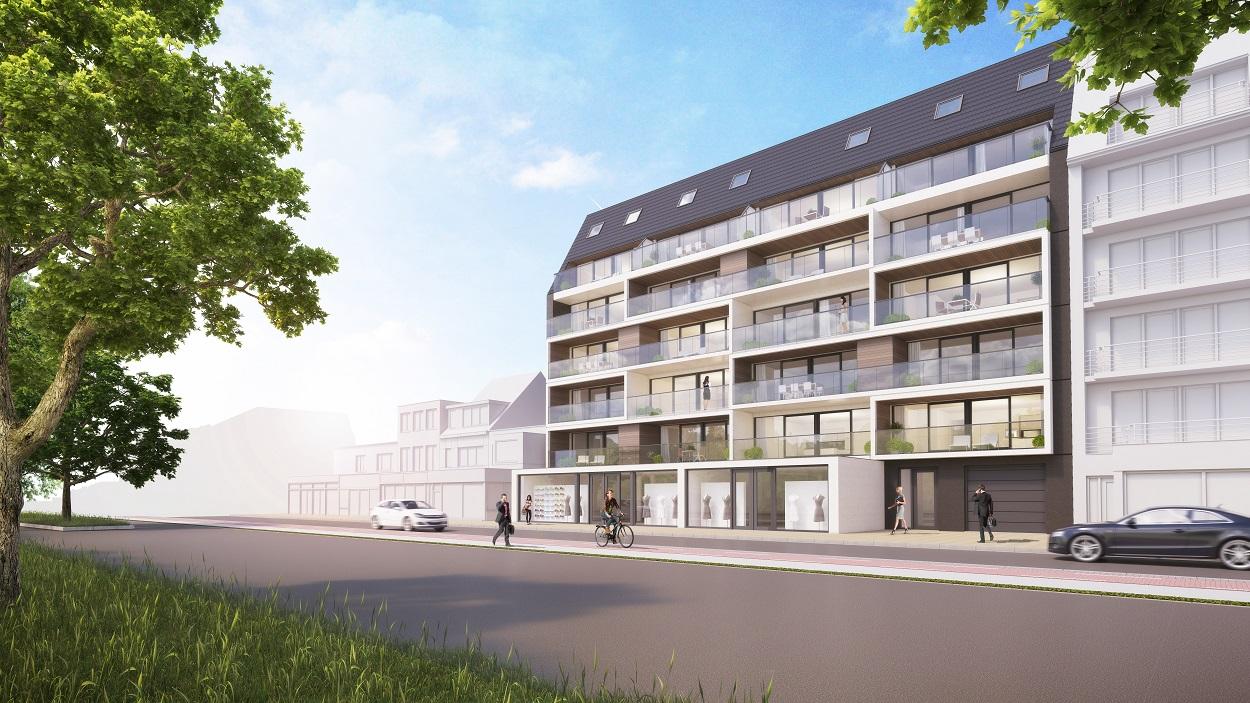 Appartement met 3 slaapkamers te koop in Bredene (8450) - Zimmo