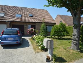 INSTAPKLARE WONING MET 3SLK – 150m² - VOLLEDIG ONDERKELDERD (100m²)  Deze goed onderhouden woning ligt vlakbij het station van Landen (vlo