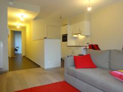 Luxueus 1 slk appartement in het centrum van Gent Uniek nieuwbouwconcept in het historische centrum van Gent. Mooi appartement op het gelijkvloers met