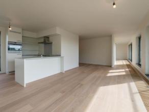 Residentie Bellevue - Prachtige penthouse op de 4e verdieping. Héél ruime en lichtrijk appartement van +- 154m² en een prachtig ter