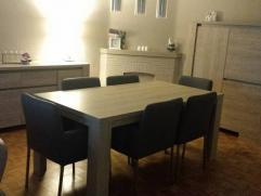 Appartement te huur Tienen  *Ruime open woonkamer + eetkamer *keuken *apart toilet *badkamer *2 ruime slaapkamers *terras *garage *kelder  € 590