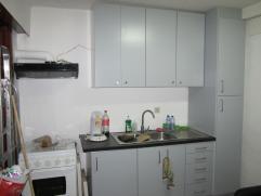 rustig gelegen appartement op gelijkvloers met faciliteiten voor mindervaliden