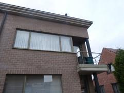 Appartement 1ste verdieping op wandelafstand van de Markt van Retie. Het appartement bestaat uit één ouderslaapkamer, één