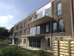 Nieuwbouw: ruim 2-slpk. app. Turnhout groot zuid terras:  Nieuw ruim 2-slaapkamer appartement op de tweede verdieping met terras op het zuiden.  Bijho