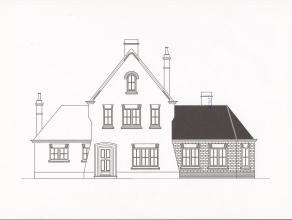 Stijlvolle villa op grens Maldegem/Damme dicht bij het golfterrein. Hoewel landelijk gelegen is er Knokke & Brugge als nabije omgeving. Recentelijk ge
