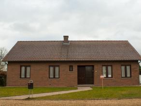Mooie, vrijstaande woning met grote tuin te Opglabbeek.  Omschrijving :  grond oppervlakte :  14a 96 ca bewoonbare opvervlakte: 129 m2  bouwjaar: 1988