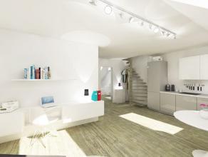 Nieuwstaat Duplex, eerste bewoning. Volledig gerenoveerd appartement op een toplocatie (vlakbij Park Spoor Noord); u bent de eerste bewoner! Volledig