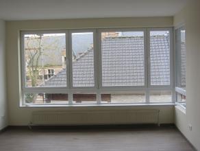 Mooi, vernieuwd, goed gelegen, ruim app. met 2 slaapkamers op de 2de verdieping in hartje Diest te huur! Vanuit leefruimte heb je mooi zicht op de her