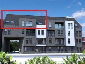 Recent mooi dakappartement met 3 (mogelijk 4) slaapkamers, rustig gelegen in het centrum van Hoogstraten, inclusief 2 autostaanplaatsen, afgesloten fi