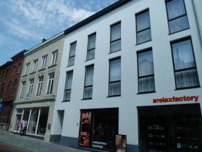 Prachtig modern appartement met 2 slaapkamers, gelegen op de eerste verdieping van een nieuwbouw. De gemeenschappelijke kosten bedragen € 45. Kan voor