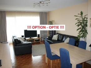 !!! SOUS OPTION !!!! Appart. 2 Ch. avec terrasses et grand séjour très lumineux<br /> !! AGENCE STRICTEMENT S'ABSTENIR !!<br /> Agréable appartement 2