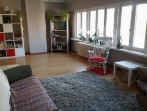 Dit goed gelegen duplex appartement in het centrum van Nijlen is ruim, licht en instapklaar. De 1e verdieping omvat een grote woonruimte met parketvlo