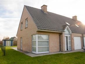 Instapklare ruime gezinswoning in een kindvriendelijke omgeving, met uitkijk op groenzone.<br /> <br /> Deze volledig instapklare en ruime halfopen be